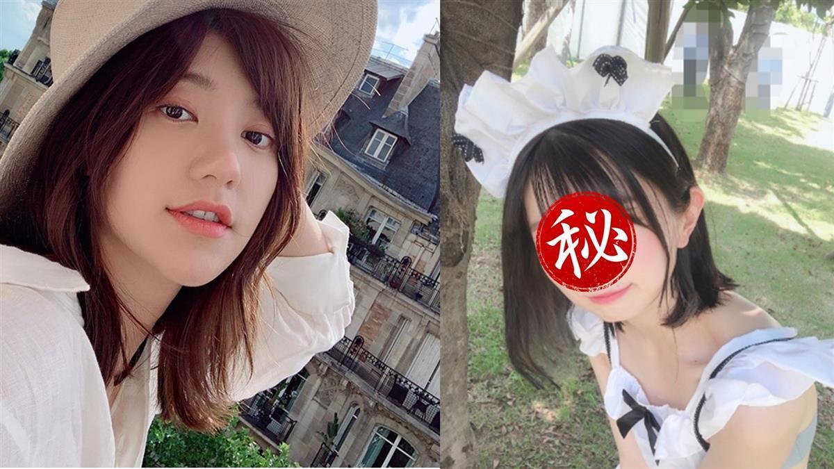 日版郭雪芙!陰暗女5年甩肉 迷濛大眼狂圈粉