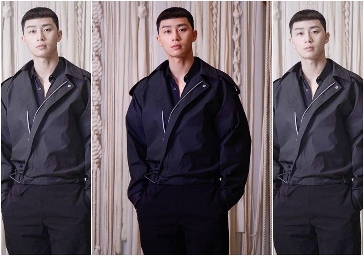 朴敘俊穿7萬元BV夾克 延續《梨泰院CLASS》栗子頭男一風格