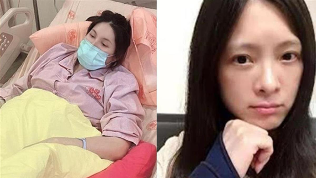 劉真病危超過1個月!癌末余苑綺痛心說話了