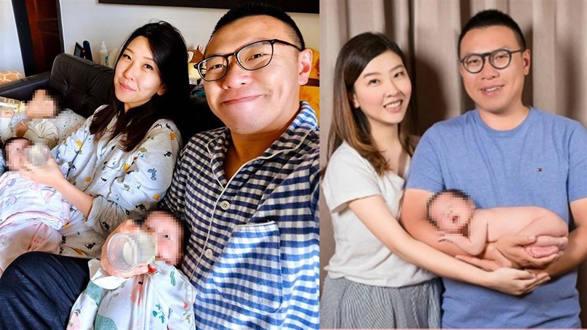 網紅夫妻2個月女兒突過世!崩潰大哭:很快帶妳回來