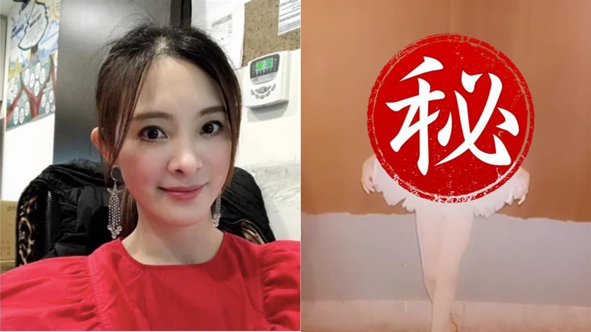 劉真從小美到大!5歲嫩照曝 愛跳舞原因惹心疼