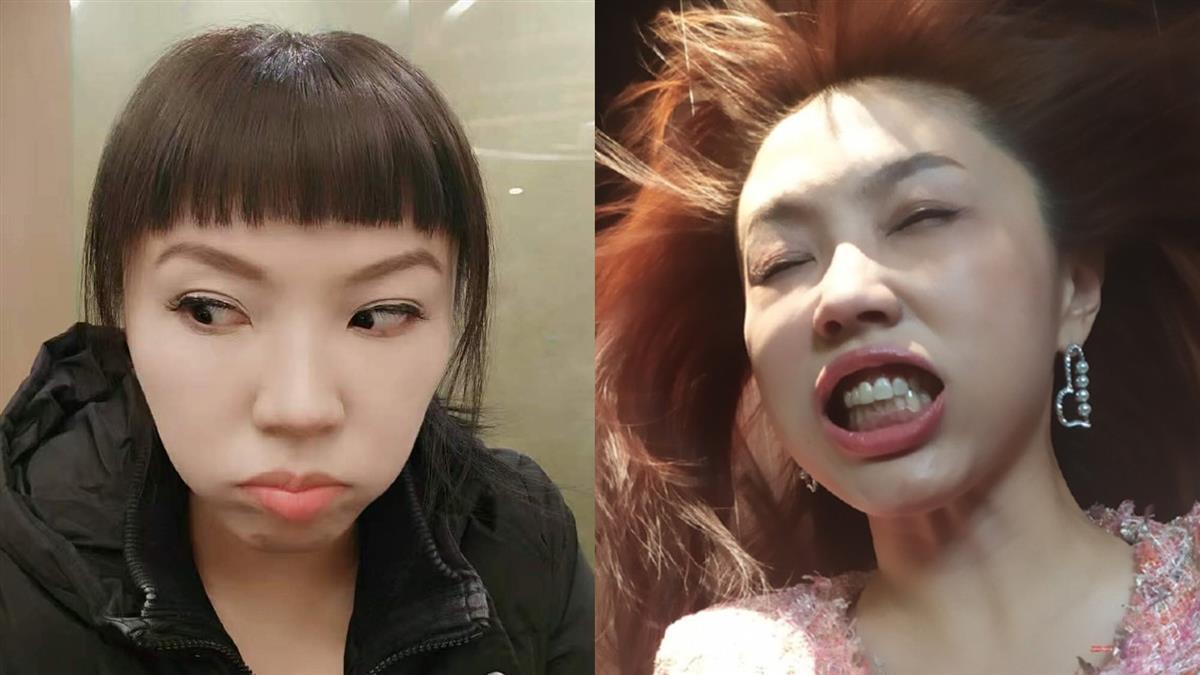 劉樂妍爆住院 疑接觸武肺患者?真正病況曝光