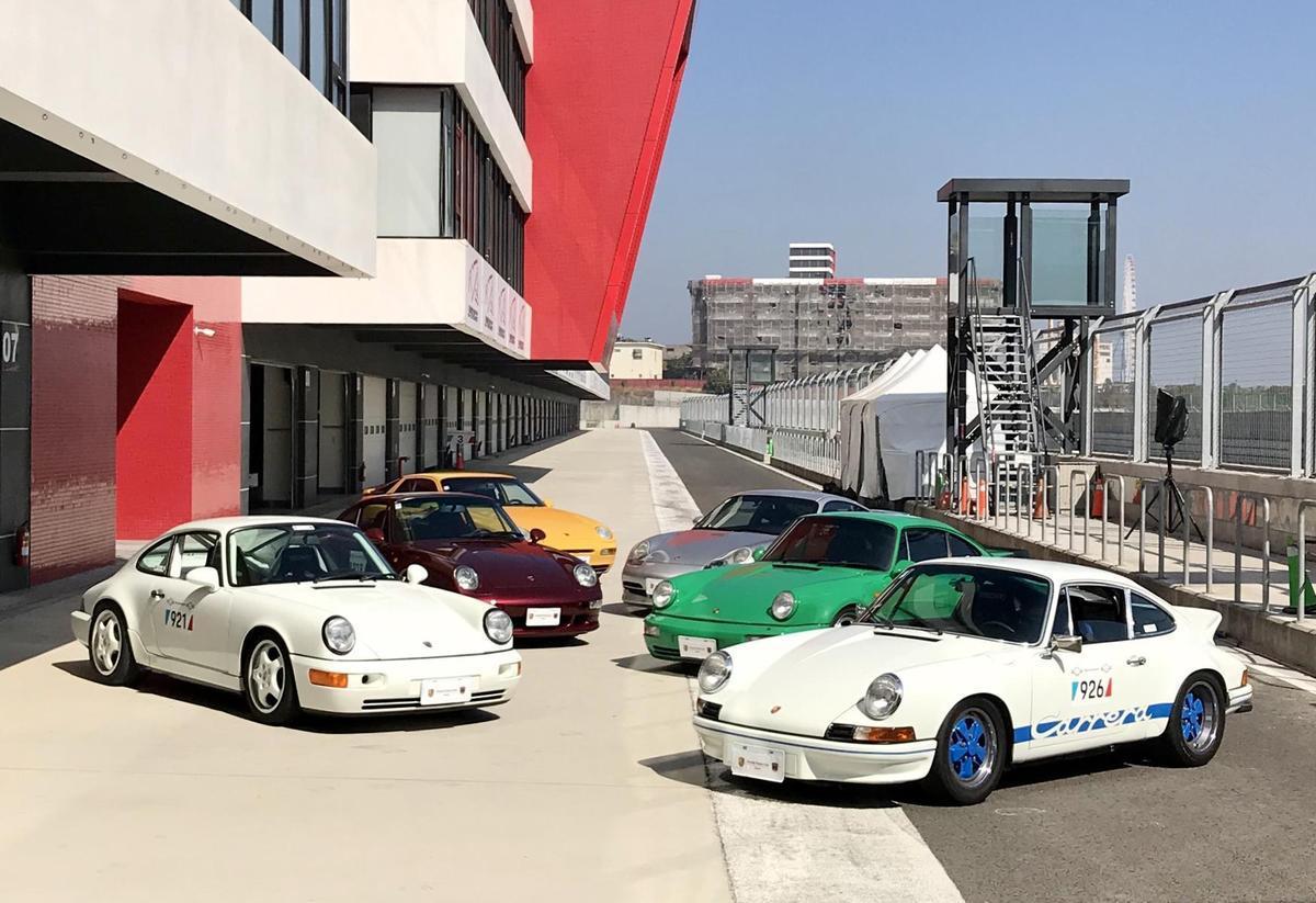 首獲Porsche原廠官方認證!Porsche Classic Club Taiwan台灣經典保時捷俱樂部