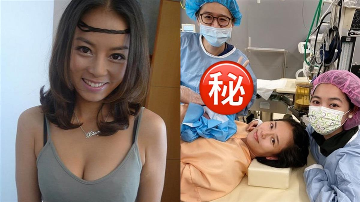 36歲劉香慈生了!曬2寶正面照 喜曝寶寶性別
