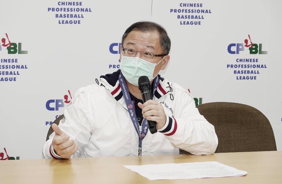 31年來頭一遭 吳志揚:中職新球季4月11日閉門開打