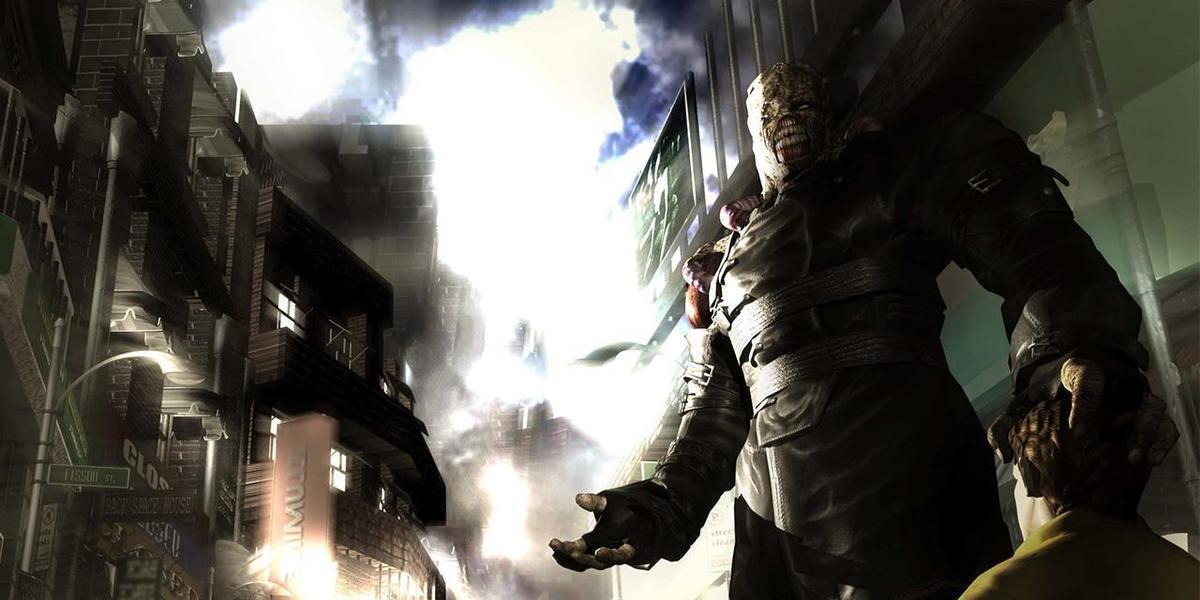 回顧恐怖生存經典作《惡靈古堡3》 跨越二十年重生