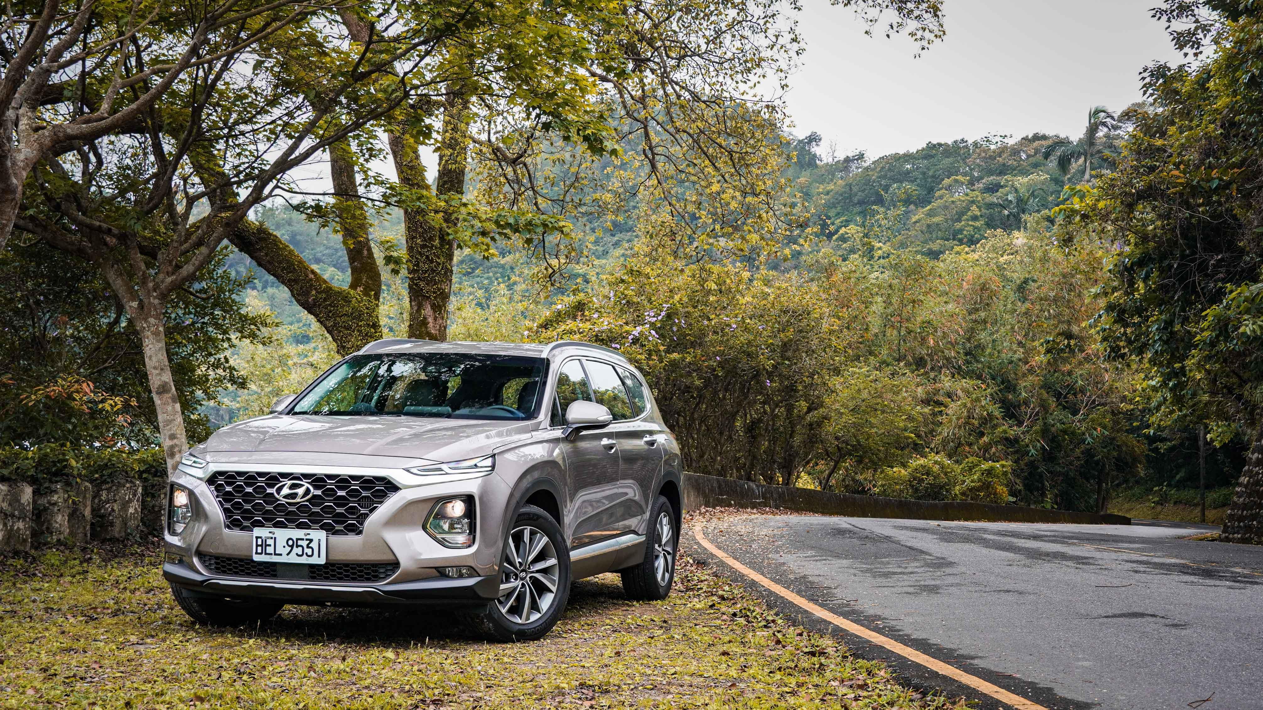 不再國產,配備滿滿的全新 Hyundai Santa Fe