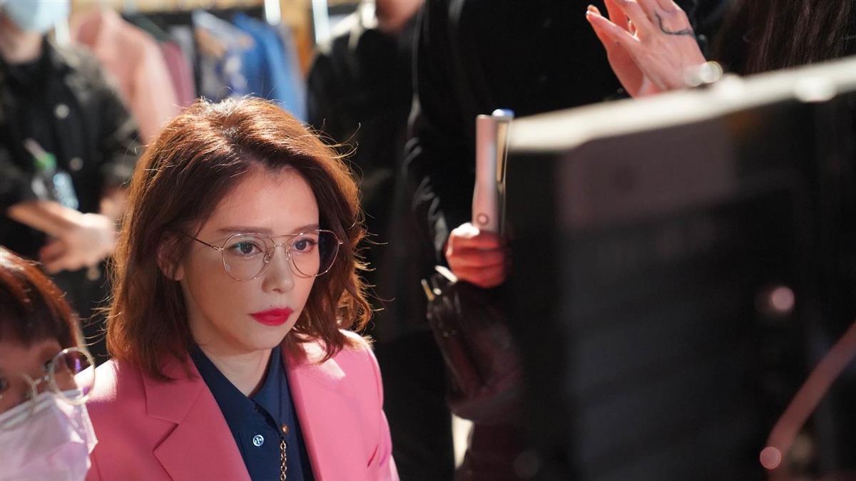 徐若瑄招牌電眼代言 分享防疫護目法保護水靈VV眼
