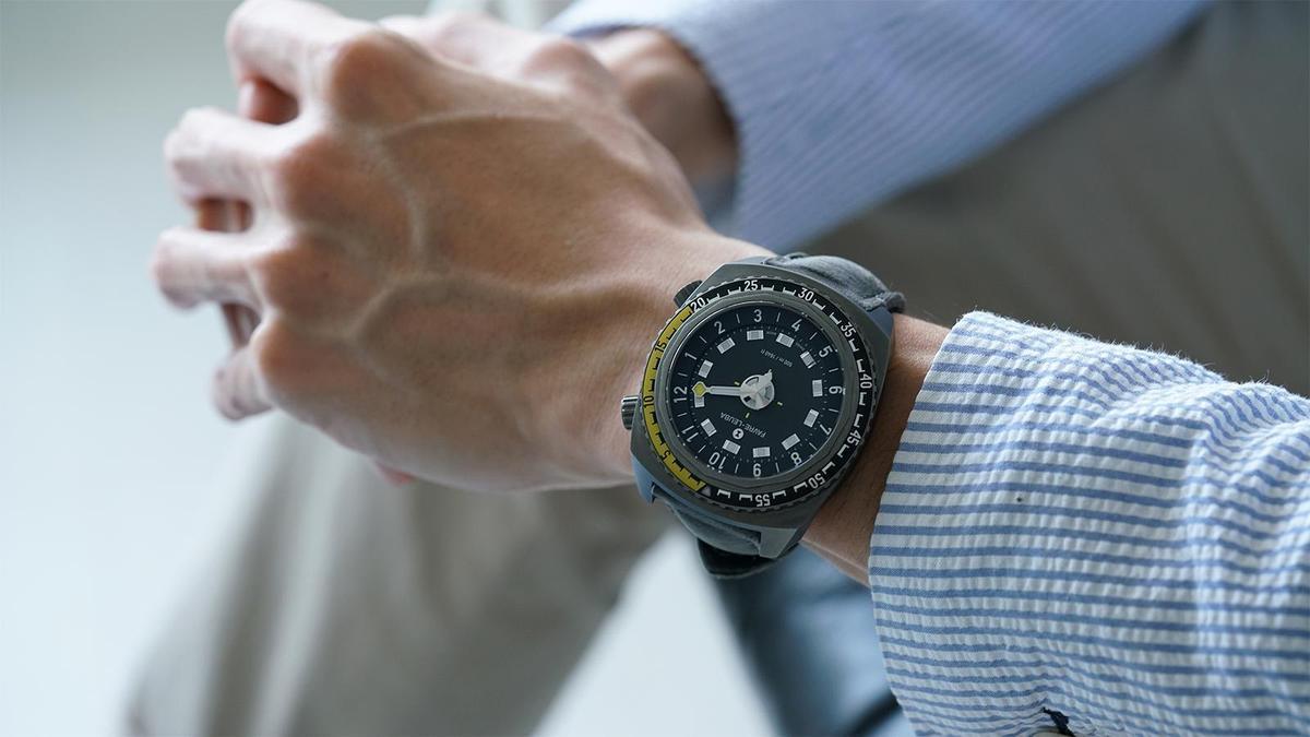 戶外試戴評測!FAVRE-LEUBA域峰錶的上手實測體驗
