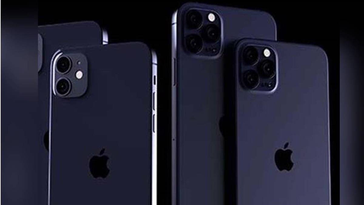 哀鳳確定被剪瀏海!?專家分析「iPhone 12 Pro」概念圖&價格曝光