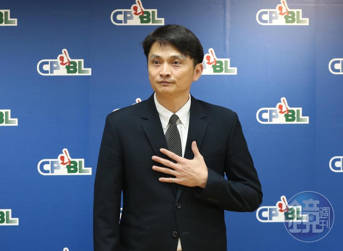 中華職棒改名「台灣職棒」?祕書長馮勝賢回應了