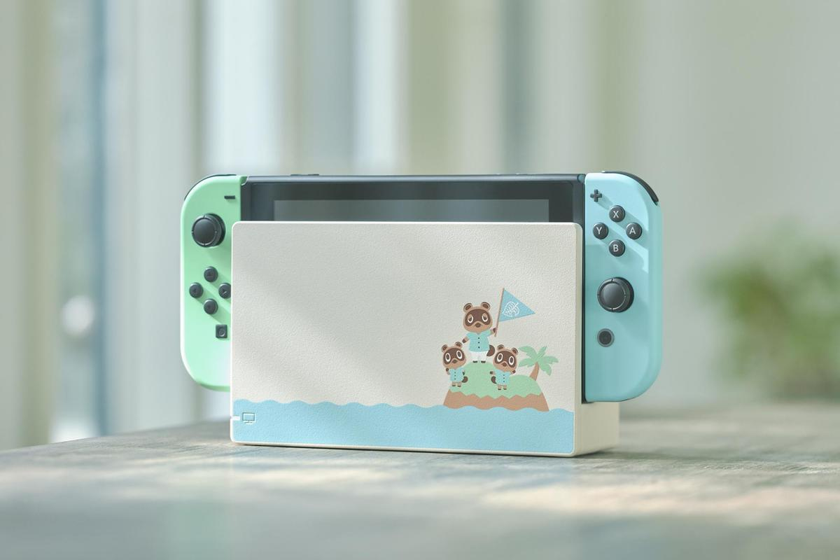 Switch黃牛喊價翻倍漲 日本任天堂終於宣布好消息
