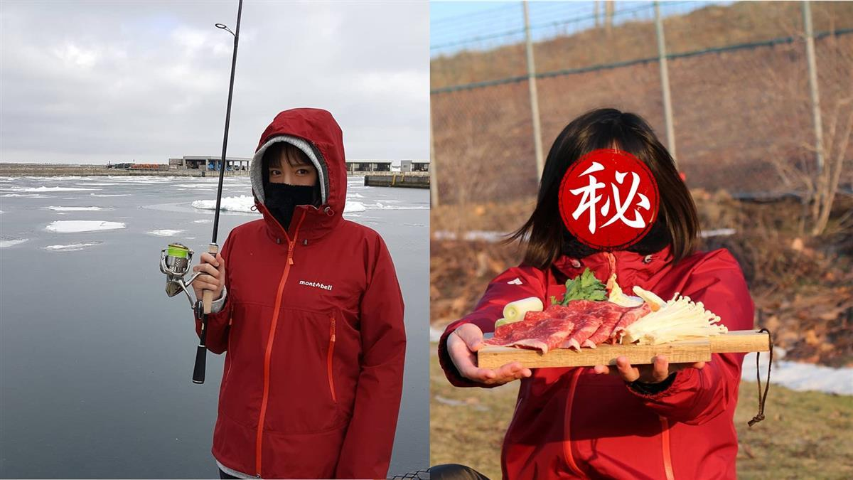 日美少女靠釣魚爆紅! 樸實日常圈粉無數