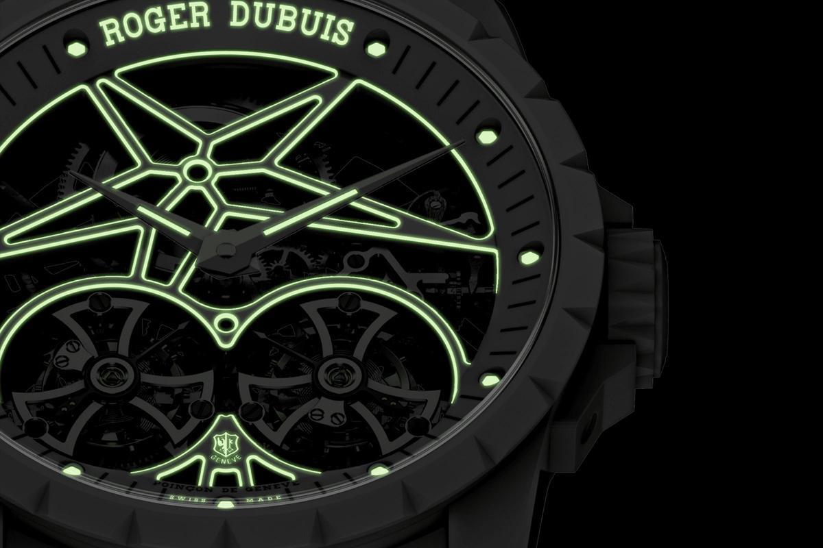 在機能性之外,手錶夜光功能的新詮釋!
