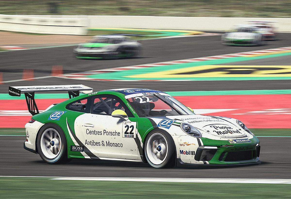 線上對決!Porsche Mobil 1 Supercup 全新2020賽季採電競模式