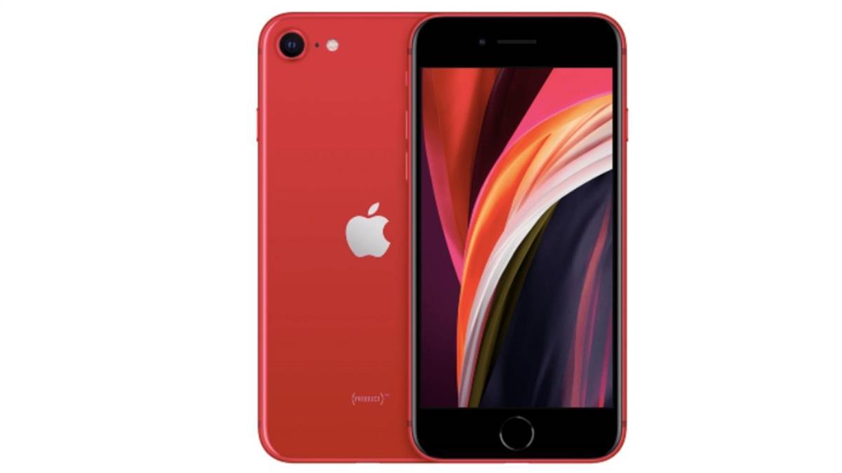 要搶要快!紅色iPhone SE被秒殺 首批登台僅3萬台