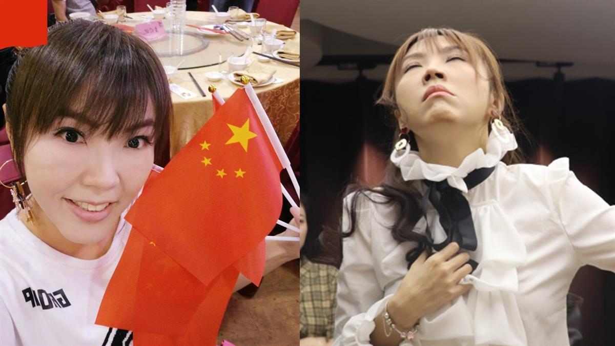 劉樂妍嬌嗔「被O很深很深」 忍不住鬆口:全部O出來