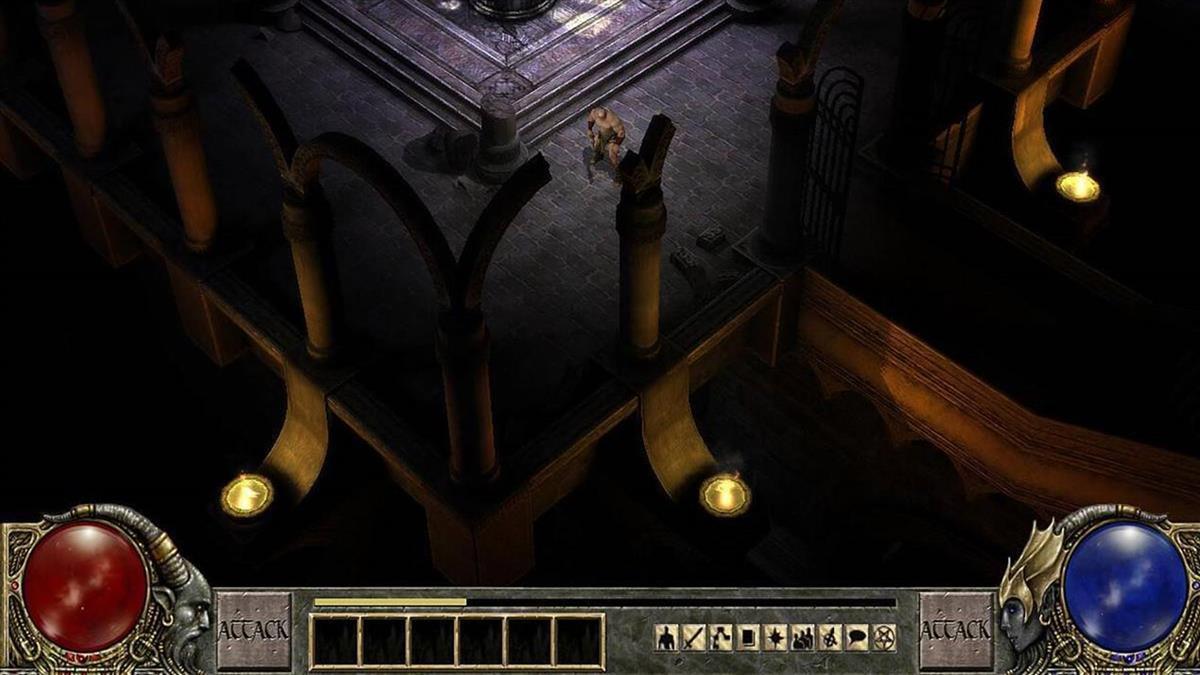 暴雪前設計師洩開發截圖 原來《暗黑破壞神3》早期更《暗黑2》