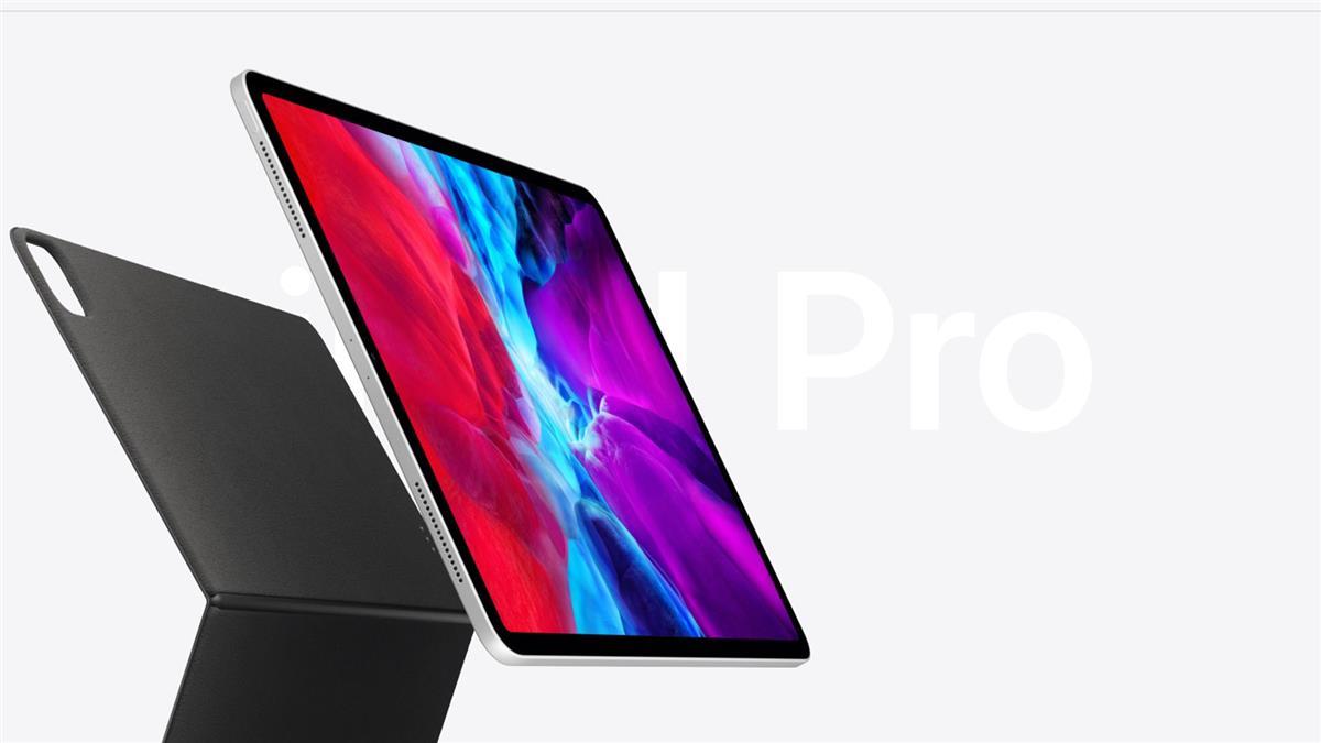 新iPad Pro 2020 台版開箱,挑戰取代筆電?l 與 iPad Pro 2018 差異大嗎!