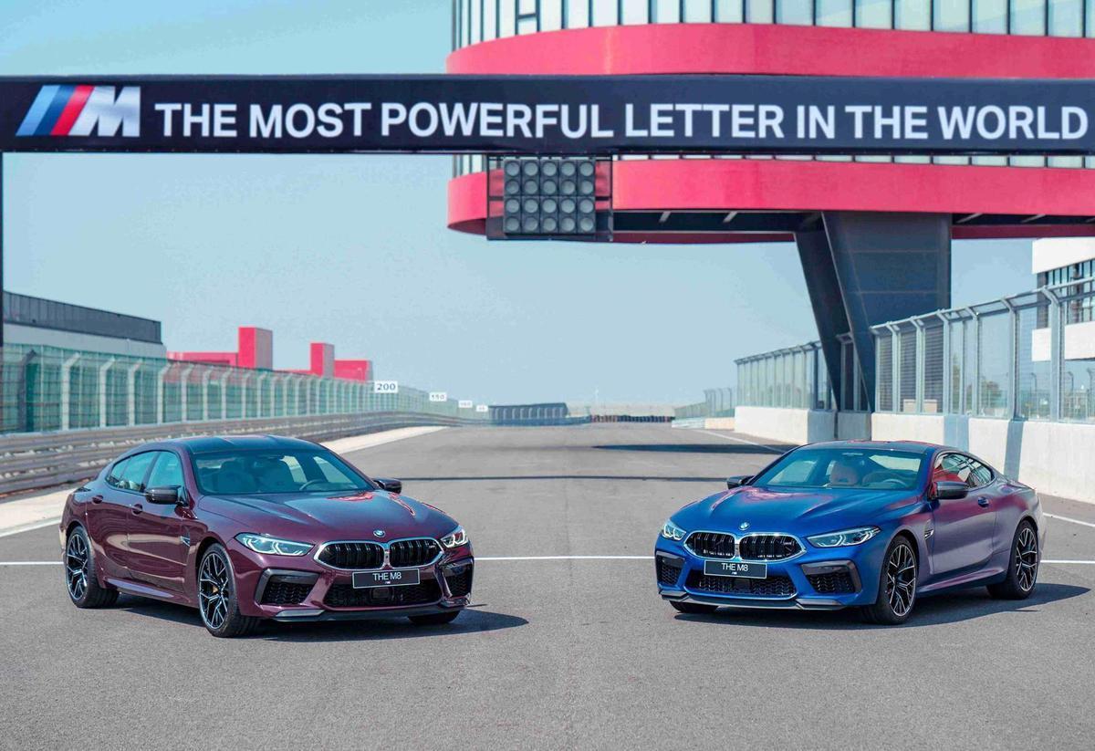 最強性能王者!全新BMW M8 Coupe / M8 Gran Coupe