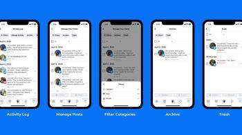 Facebook 推出動態管理工具,協助用戶妥善管理大量貼文
