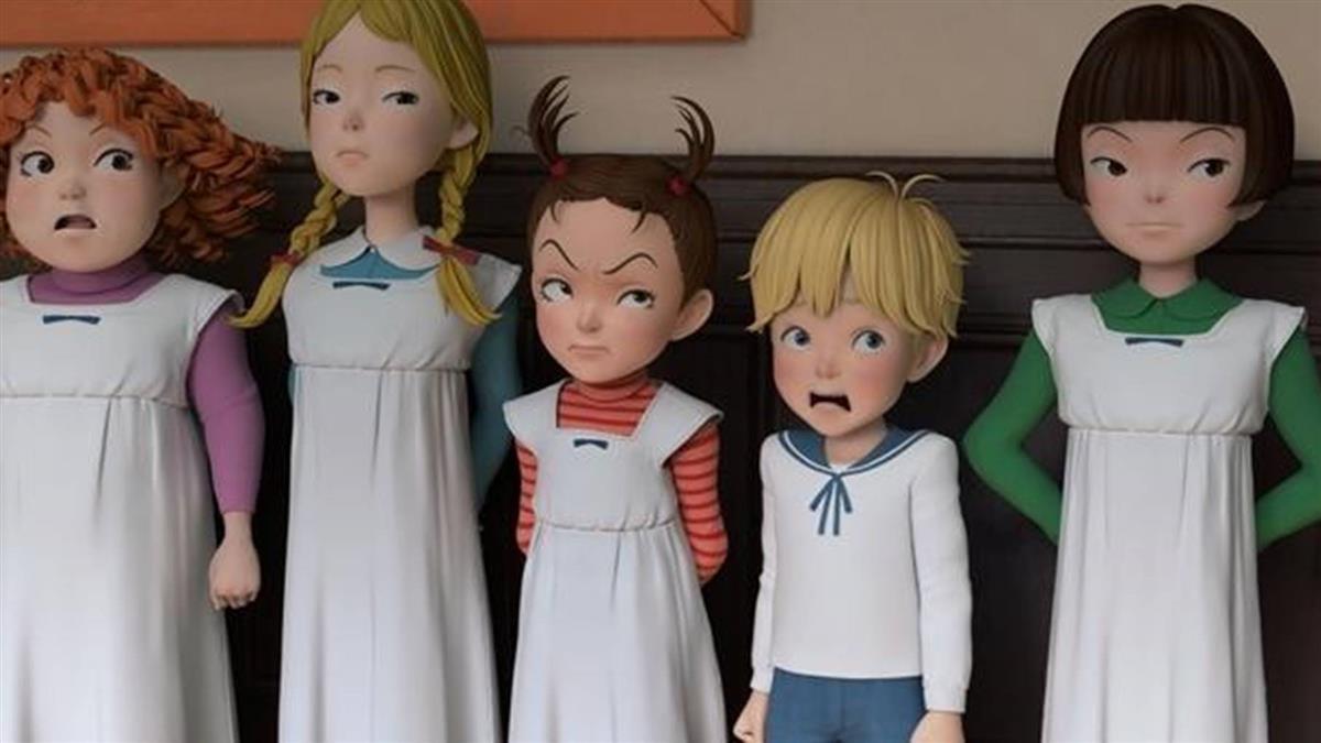 主角不再傻白甜 吉卜力父子聯手打造電視動畫《阿雅與魔女》
