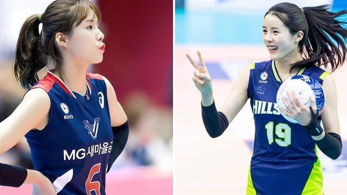 忘不了女排19號!韓國最正球員李多英 網友直呼:戀愛了