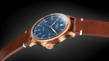 百年工藝精粹巔峰 格拉蘇蒂·莫勒復刻經典「青銅飛行錶」