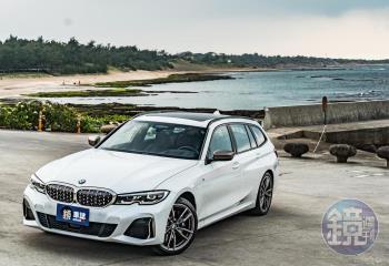 最神旅伴!BMW M340i xDrive Touring