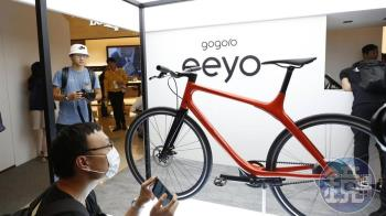 Gogoro電動自行車售價曝光 網噓爆:幹嘛不買電動機車