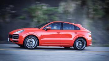 從 Turbo 到 S 的距離,Porsche Cayenne S Coupe 用樂趣填補差距