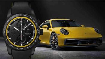 車錶一體!保時捷可為車主打造獨一無二客製化腕錶