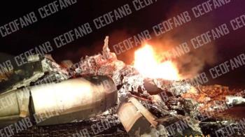 美國飛機侵犯領空 委內瑞拉軍方秒擊落...震撼畫面曝