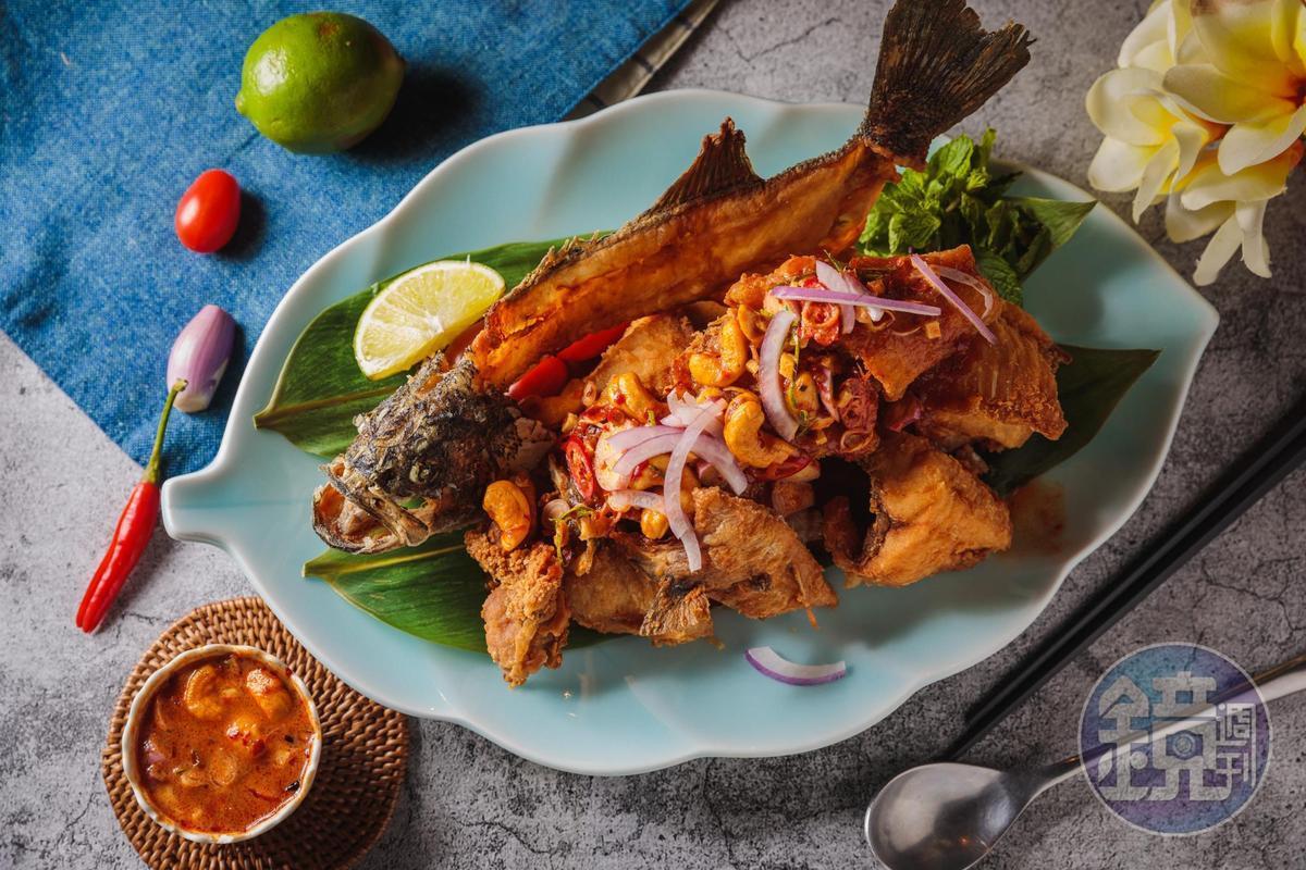 這家餐廳聘泰籍國家隊助陣 酸辣口味超道地