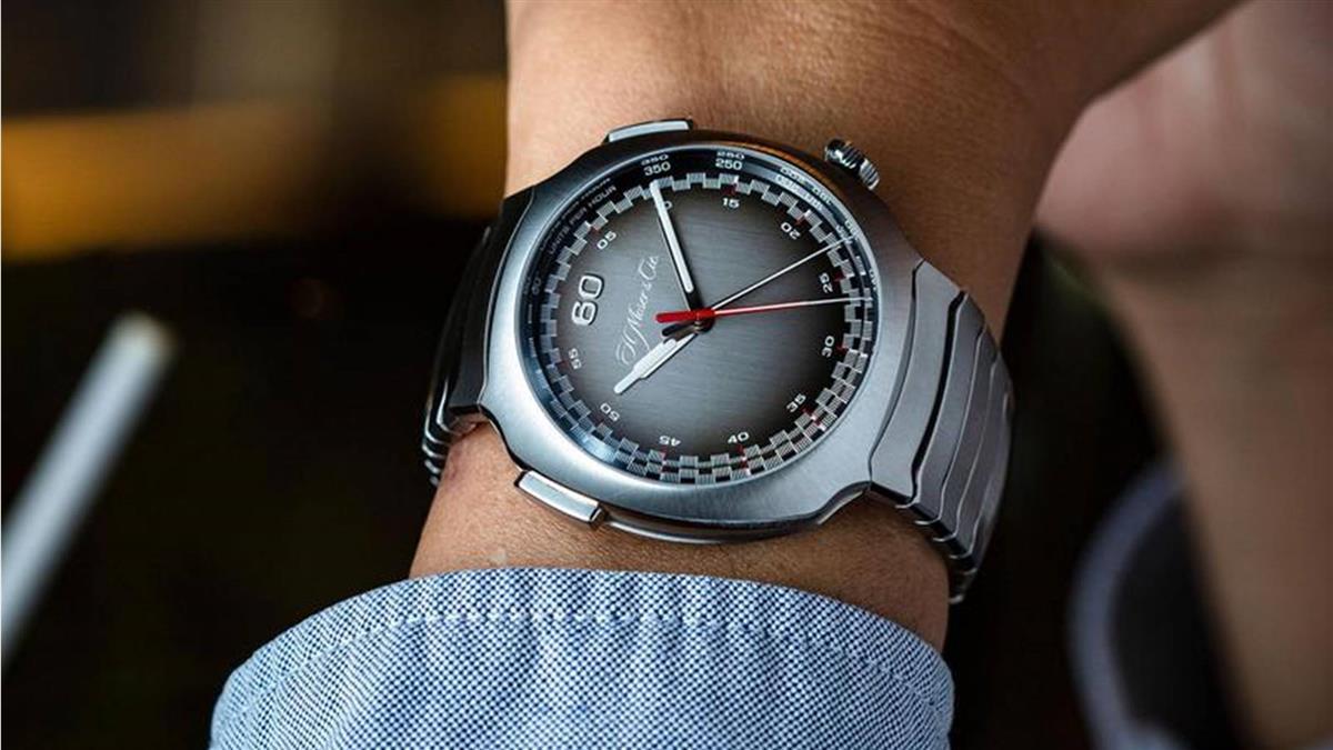 你能想像戴著它去運動嗎?五款獨立製錶品牌頂級運動錶