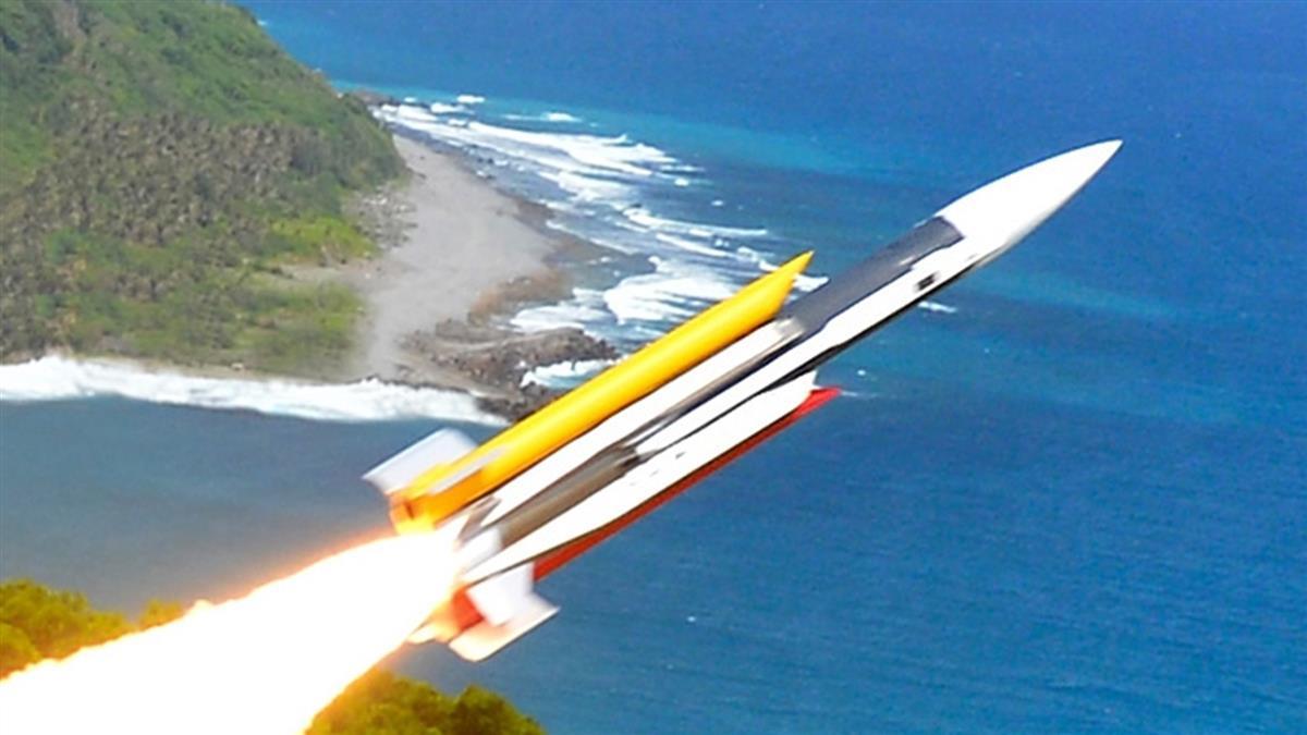 兩岸若開戰!台絕密武器雲峰飛彈 射程2000公里涵蓋北京