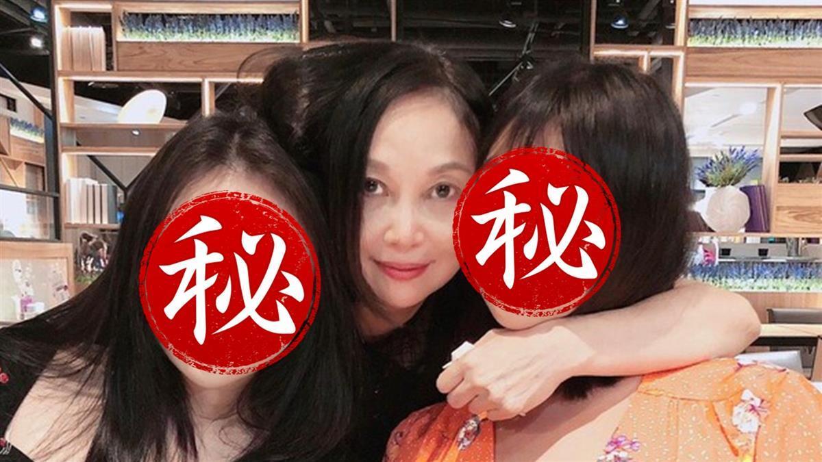 李宗盛2超正女兒露面 朱衛茵自認:最好的丈母娘