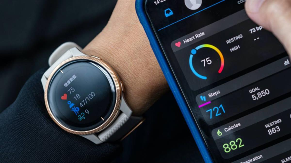 外型和性能的持續進化!GARMIN Venu智能錶的實戴體驗