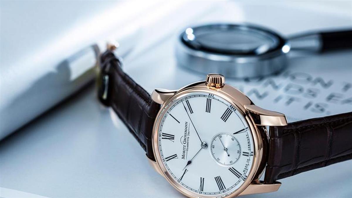 隱世高人的內功心法!德國獨立製錶品牌MORITZ GROSSMANN引進台灣