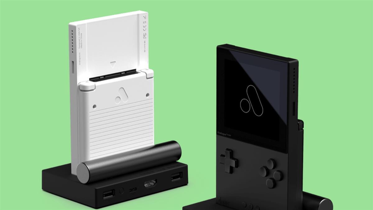 不再是時代的眼淚!80年代Game Boy正式復活,復刻版超美造型、簡約設計,千款遊戲任你玩~