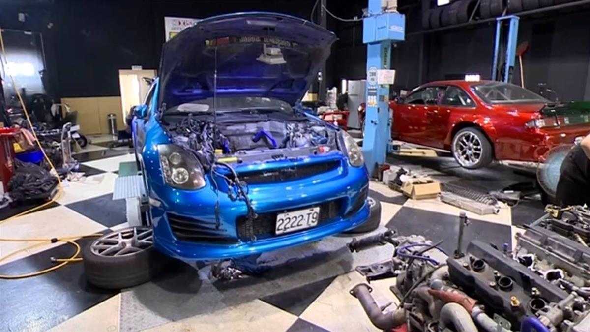 獨/原廠車改裝也能下賽道 技師:安全性優先考量