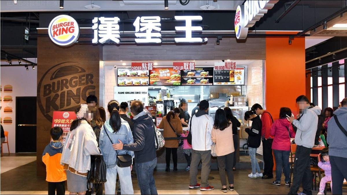 台南專屬獨步全球 漢堡王推限量「巧克力華堡」網讚:我吃甜我驕傲!
