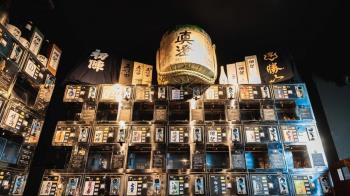 燒肉店「大股熟成」砸百萬裝清酒販賣機 一秒飛到日本新潟