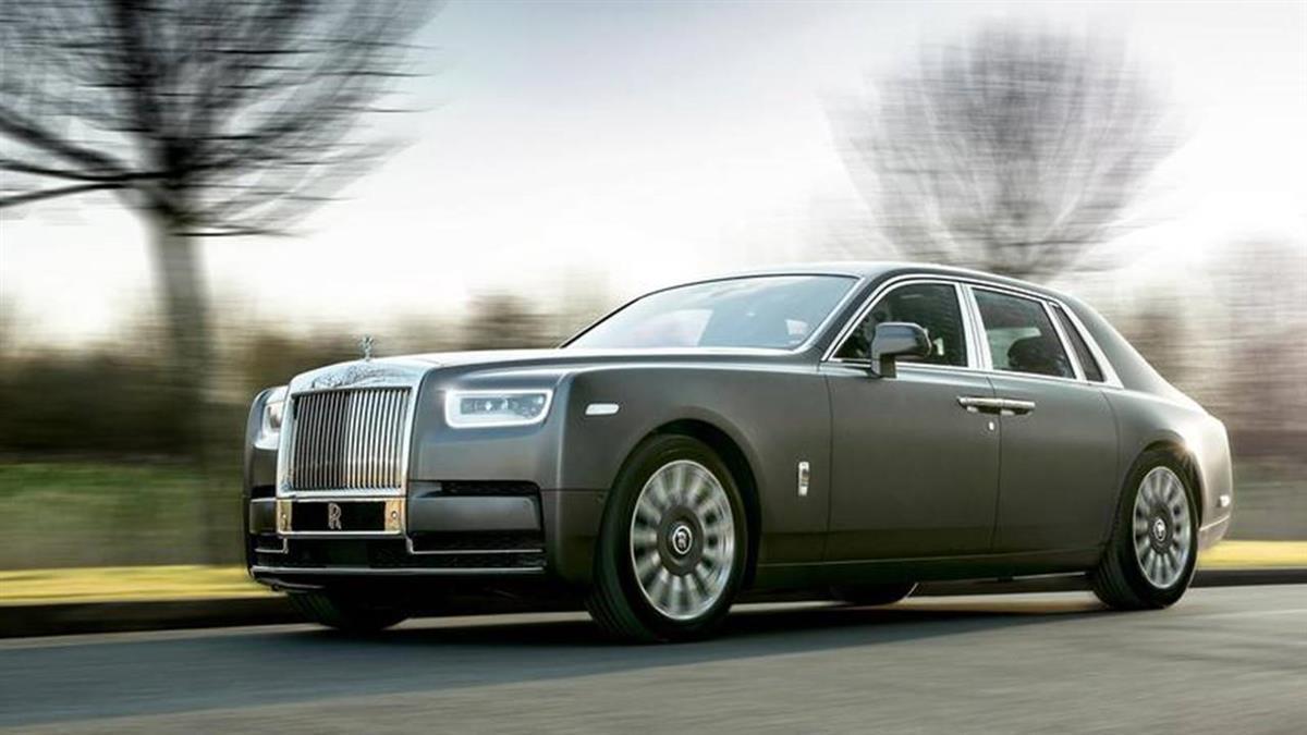 天使藏在細節裡!Rolls-Royce奠定奢華的七個經典設計
