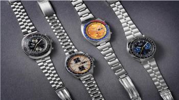 拍賣界首次SEIKO腕錶專場!古董錶也能輕鬆入手