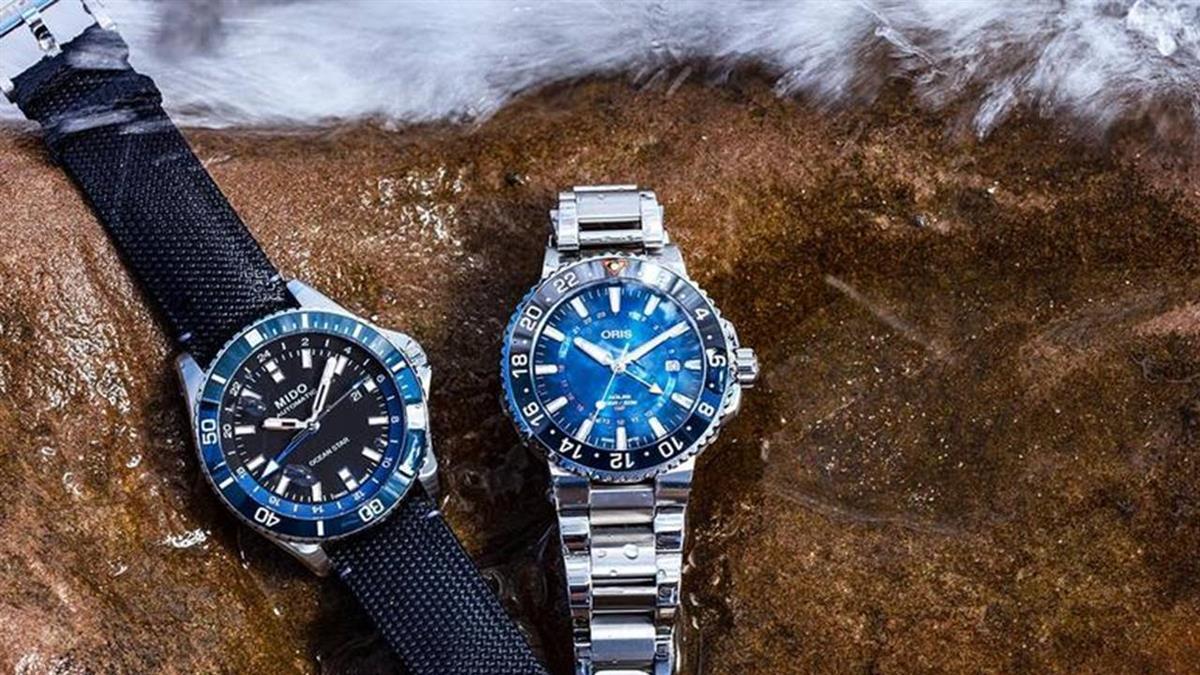 入門潛水錶規格戰!十萬元級距年度新款