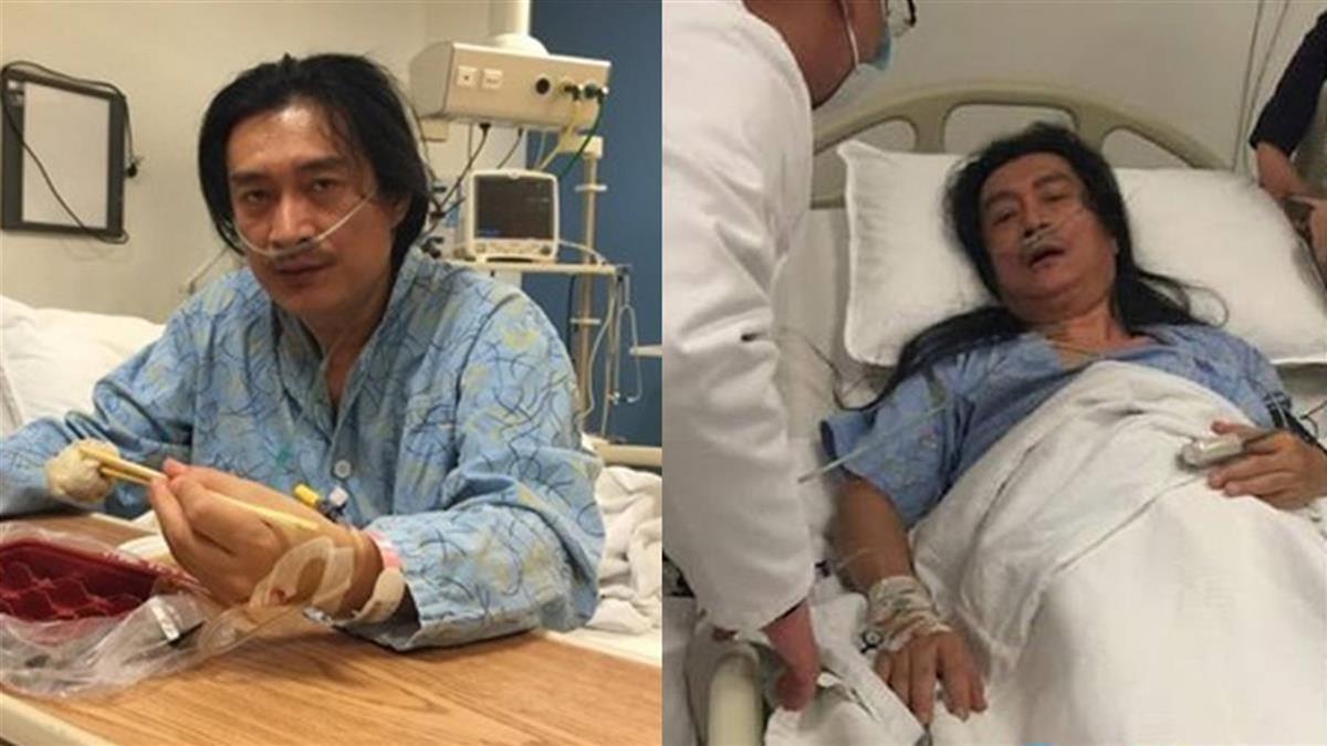 57歲黃安爆有病了!突交代後事 兒子淚崩說話