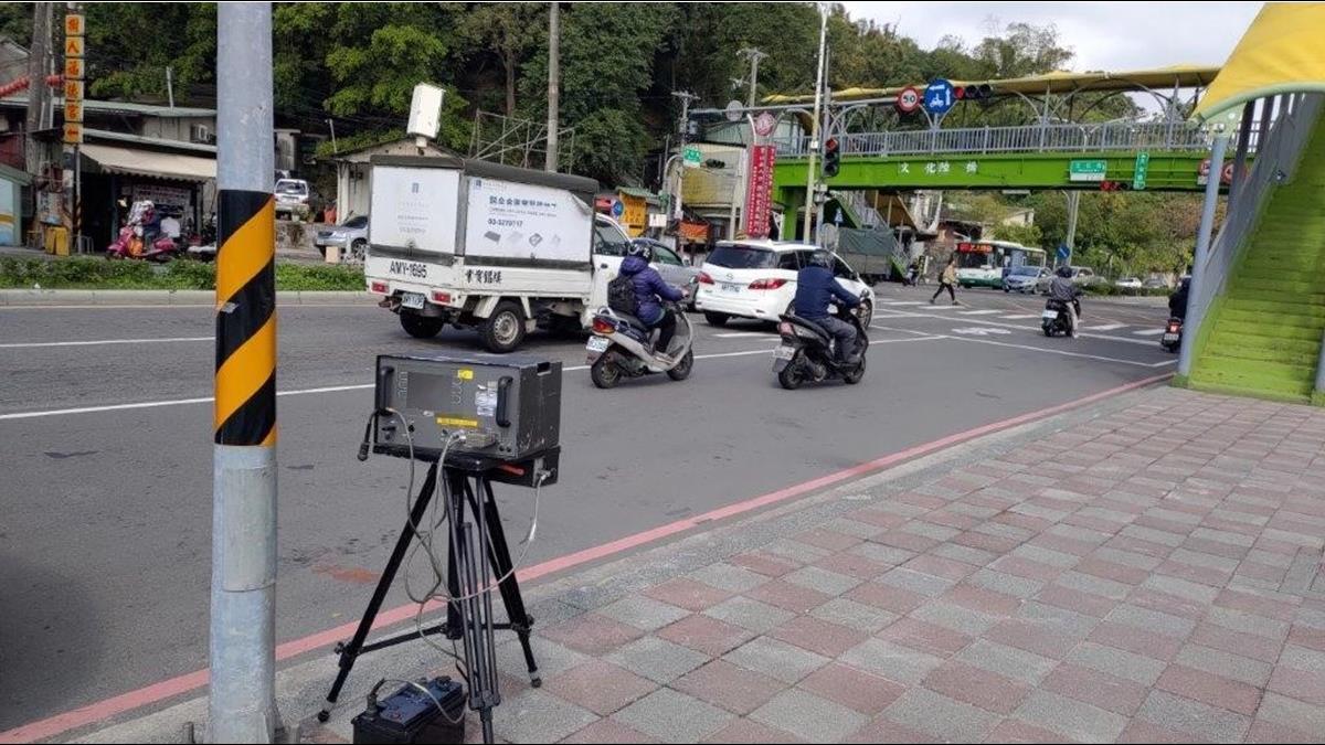 北宜加強彈性執法 新北警公布8機動測速點