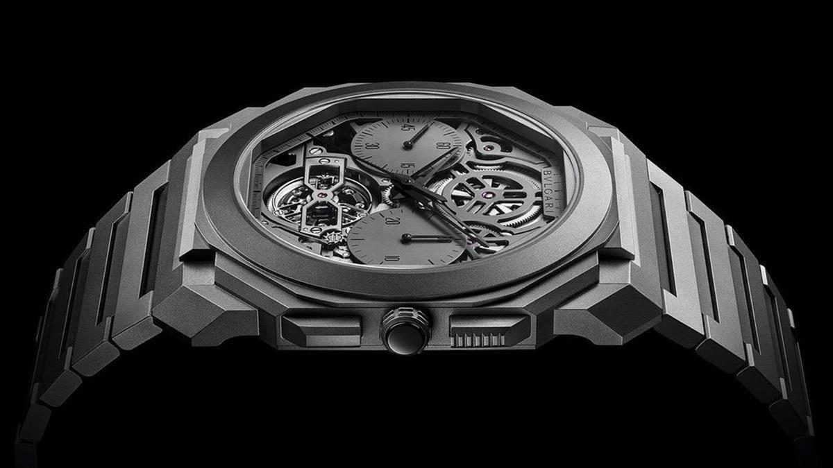 六破紀錄!寶格麗超薄陀飛輪計時款領軍的新錶陣容