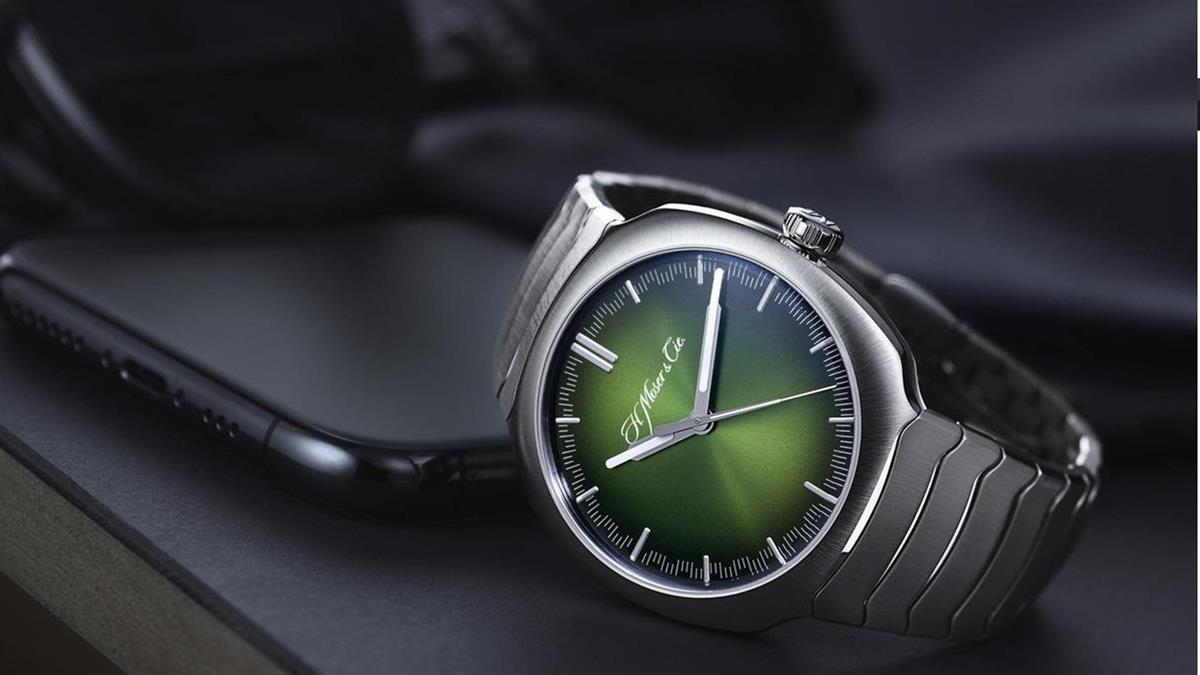 運動錶新成員報到!亨利慕時全新Streamliner大三針腕錶